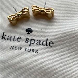 kate spade Jewelry - FINAL SALE Kate spade Bow earrings